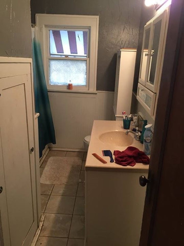 Before | Bathroom