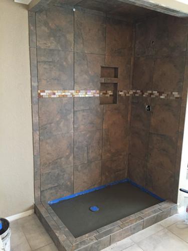 After | Shower