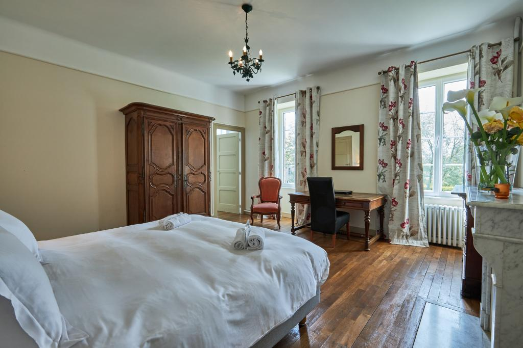 Room facilities - Saumur Suite (2 pers
