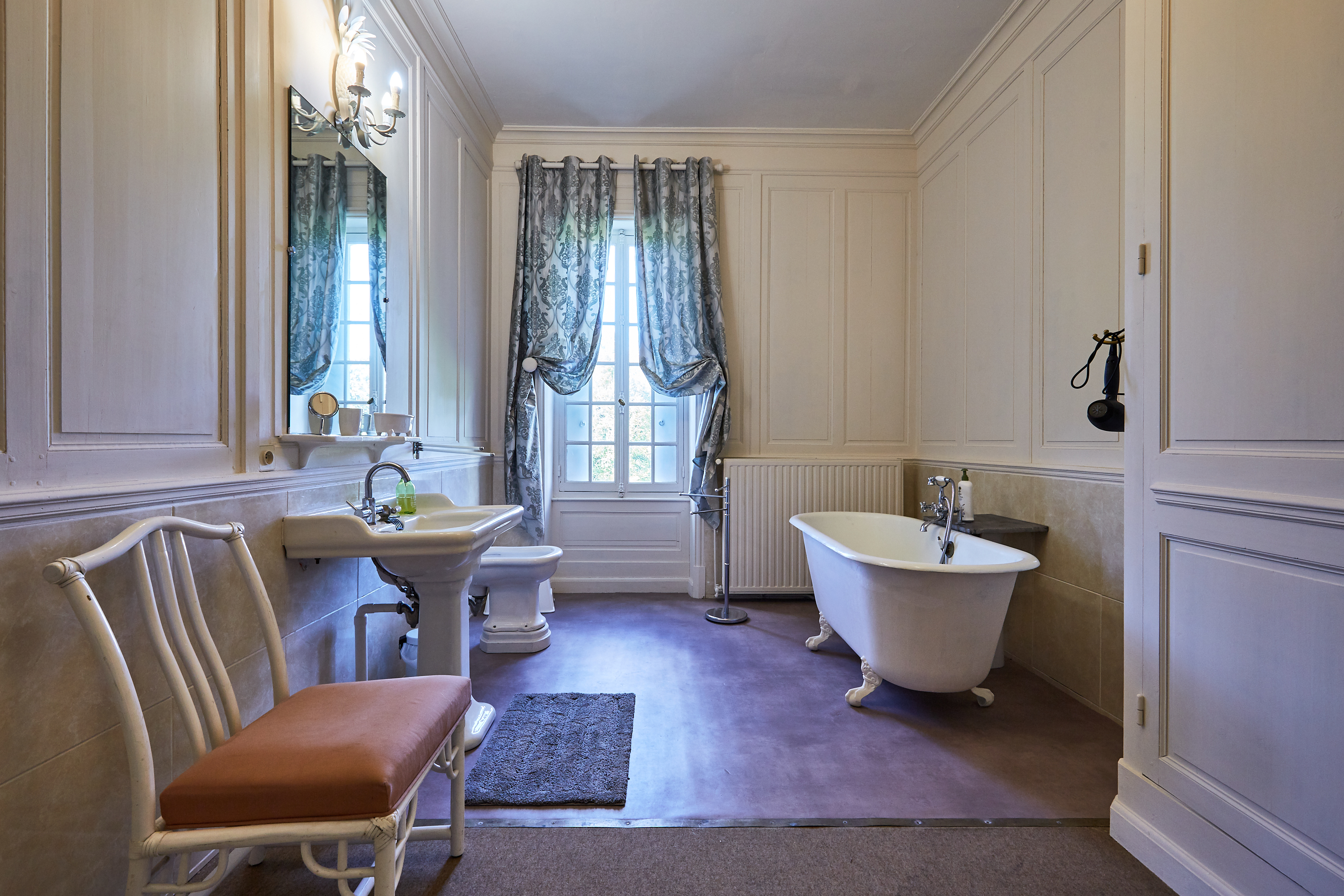 Bathroom Comtesse Suite