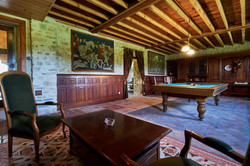 Interior - Billiard room