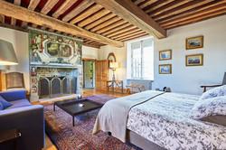 Sieur bedroom