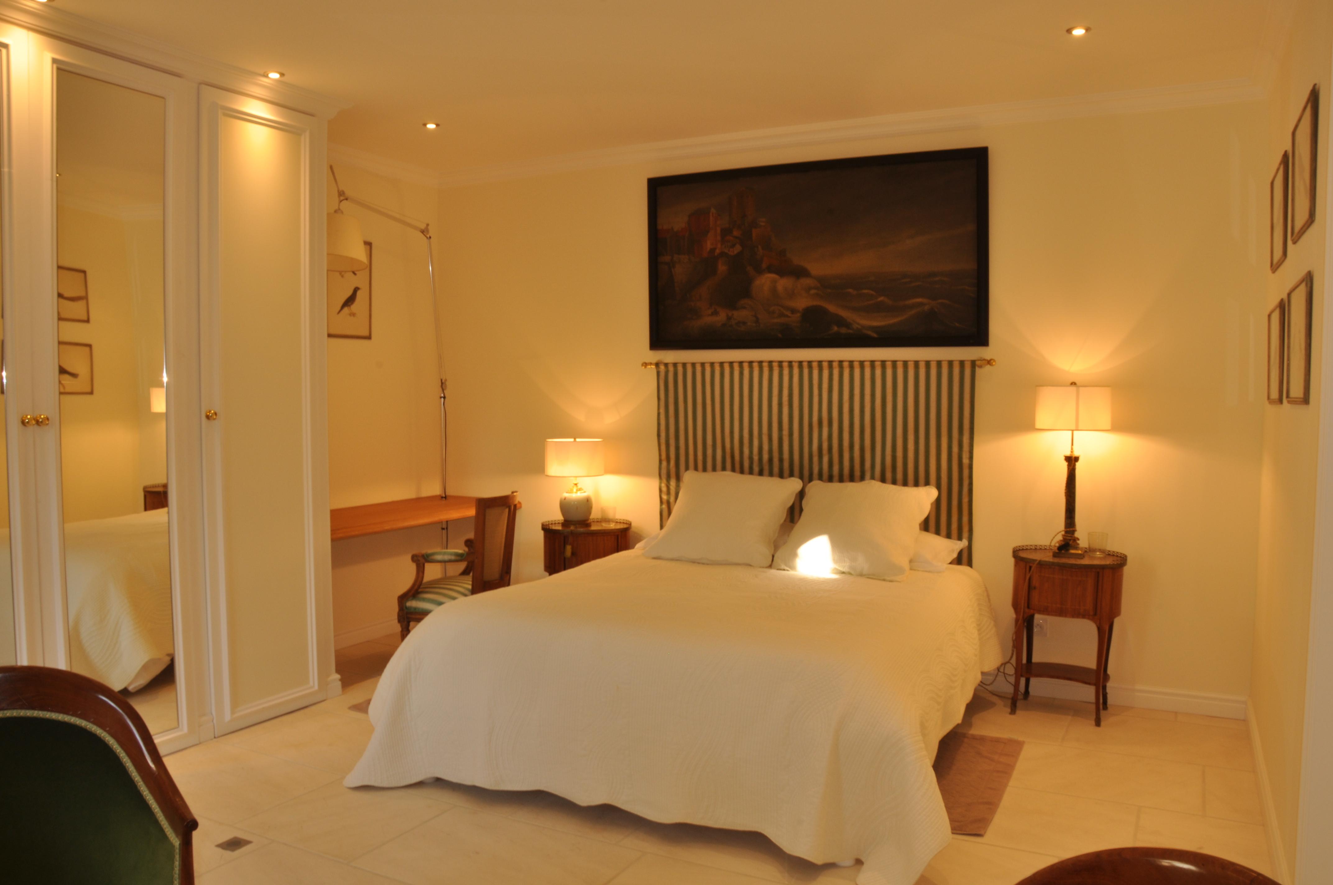 The Barn master bedroom