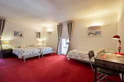 Barn upper bedroom