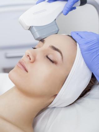 Anti-aging treatment, IPL laser, photo s