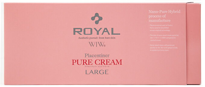 Royal placenta Cream