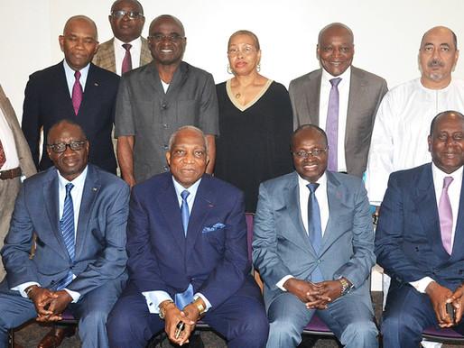 Séminaire de définition d'une vison de la Maison de L'Afrique!