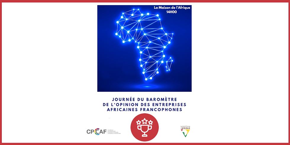 Baromètre CPCCAF de l'opinion des entreprises africaines