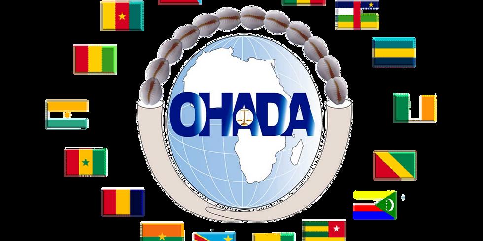 OHADA & la médiation en Afrique