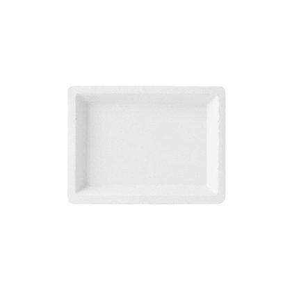 500 Πιάτα Σερβιρίσματος Μακρόστενα 10cmΧ13.5cm 0,075€/Τεμάχιο