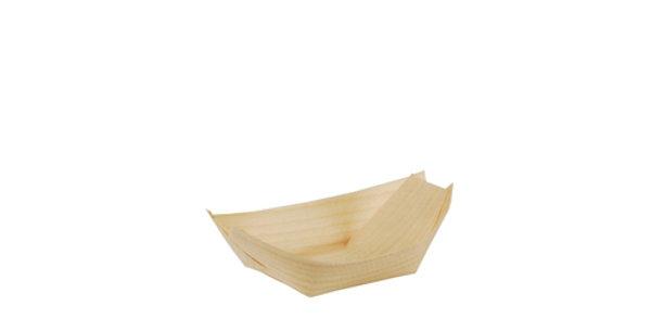 "Fingerfood - ΜΠΩΛ, ""pure"" 8,5 cm x 5,5 cm ""Boat"" 50 (τμχ)"