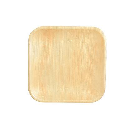 """100 Πιάτα Τετράγωνα, """"pure"""" 18cm 0,38€/Τεμάχιο"""