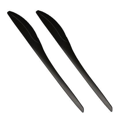 """1000 Μαχαίρια, C-PLA """"pure"""" 18,5 cm 0,105€/Τεμάχιο"""