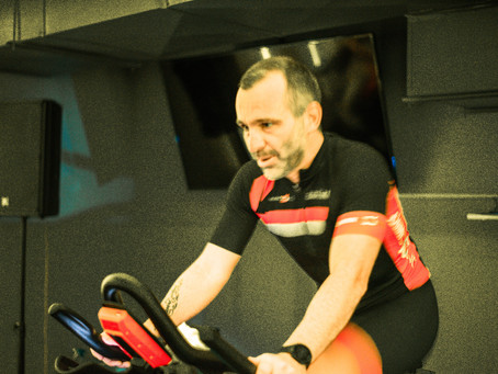 "This is a 55 minutes ""Shut up legs"" Indoor Cycling Session by Minas Malatos"