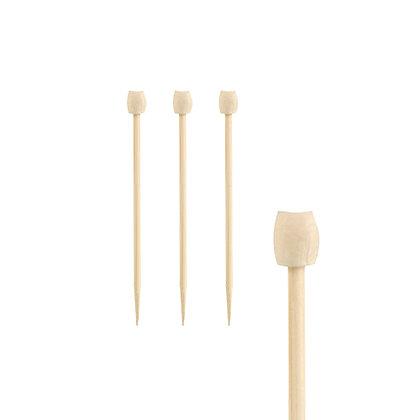 "Fingerfood καλαμάκια  7 cm ""Drum"" 100(τμχ)"