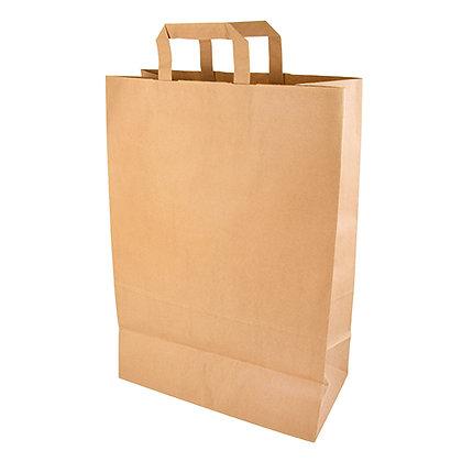 200 Σακούλες, 44cm 0.23€/Τεμάχιο