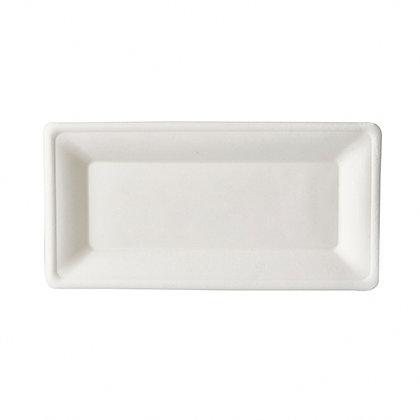 500 Πιάτα Σερβιρίσματος Μακρόστενα 13cmΧ26cm 0,12€/Τεμάχιο