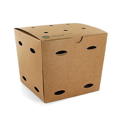 """250 Κουτί για τηγανητές πατάτες, """"100% Fair"""" 0.59€/Τεμάχιο"""
