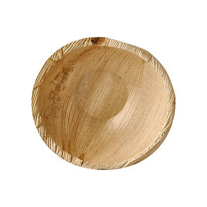 """Μπωλ, Palm leaf """"pure"""" 425 ml Ø 25 (τμχ)"""