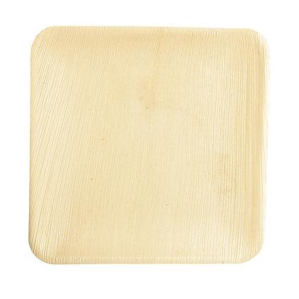 """100 Πιάτα Τετράγωνα, """"pure"""" 25,5cm 0,45€/Τεμάχιο"""