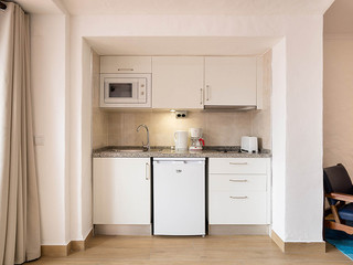 Kitchenette in all units