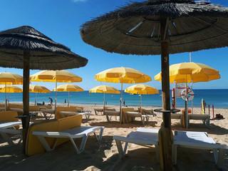 Beach concession