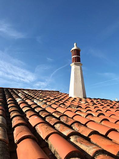 Typical Algarve details
