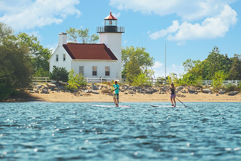 Stand Up Paddleboarding Escanaba