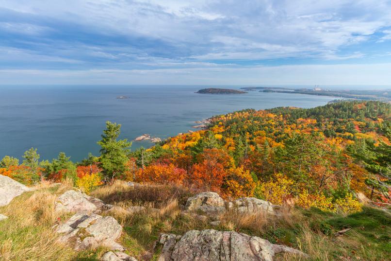Fall Colors Marquette