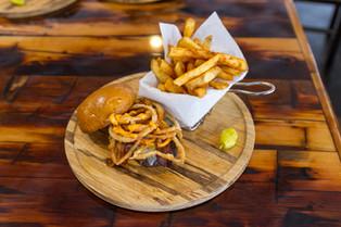 Tavern Burger Freshwater Tavern overlook