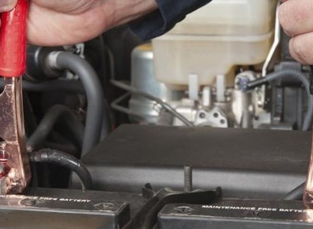 #DicasAutomotivas: Atente-se aos sinais da bateria de seu carro