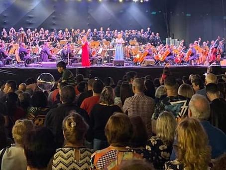 Coro de Santo André abrilhanta Natal Solidário da cidade