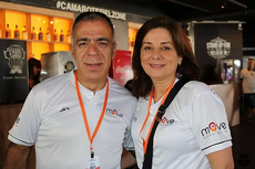 Camarote na Arena Corinthians recebe evento comemorativo da Move Experiências