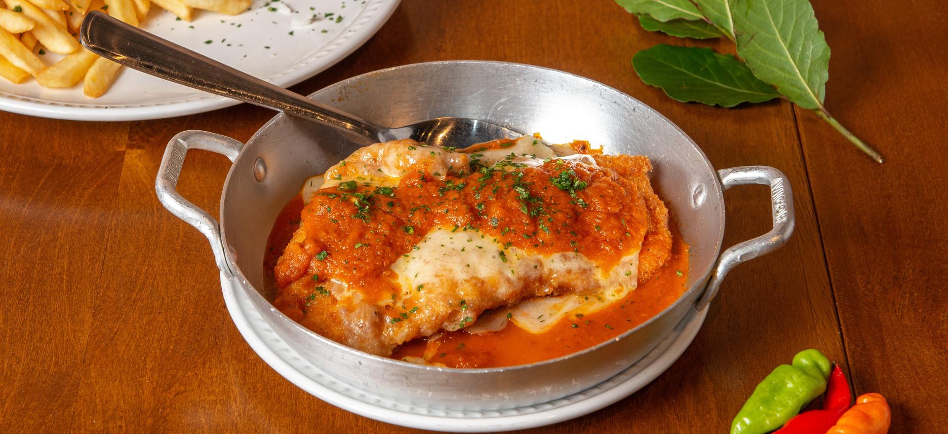 Parmegiana frango