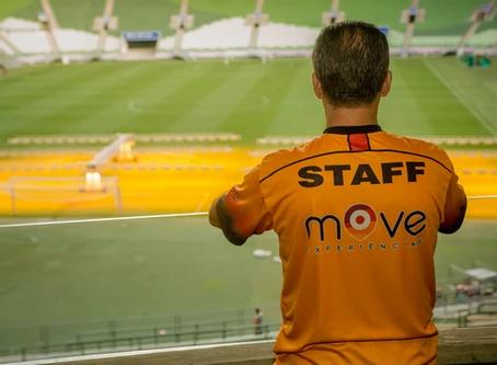 Diretor da Move integra encontro esportivo com amigos no ABC