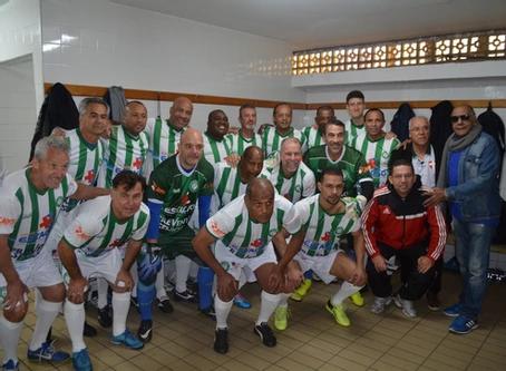 Master Palmeiras marca presença em jogo contra a Move Experiências
