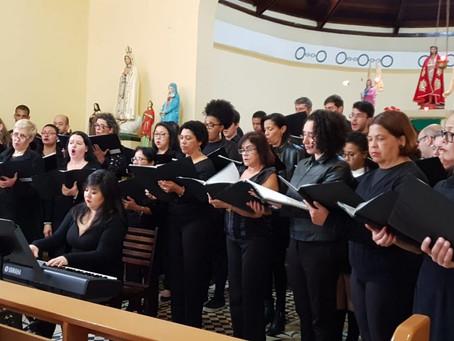 Audição do Coro de Santo André busca 500 novos cantores
