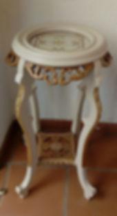 Relooking sellette vintage montauban