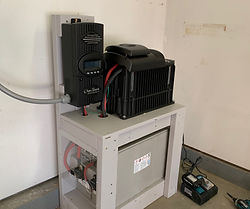 home battery backup and emergency power source