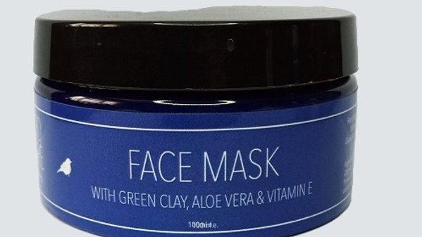 Unisex Face Mask  100ml