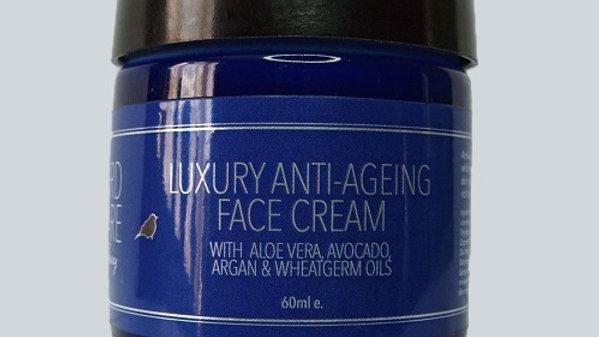 Unisex Luxury Anti-Ageing Face Cream 60ml
