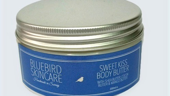 Unisex Sweet Kiss Body Butter 200ml