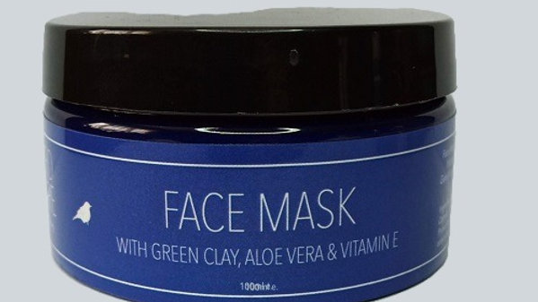 Unisex Face Mask  100ml