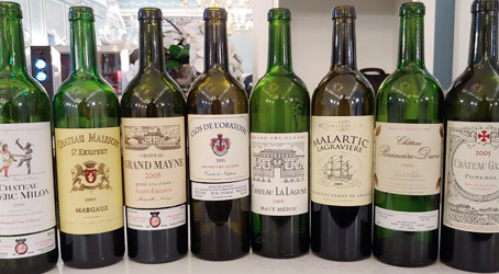 2005 Bordeaux - Best Vintage of the Century (so far)