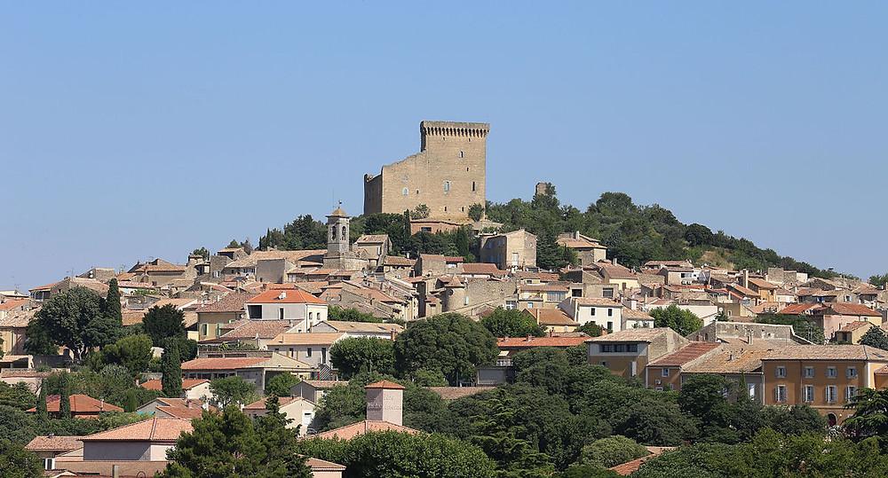 Village of Châteauneuf-du-Pape