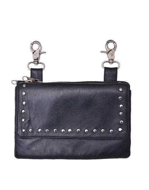 Clip Purse Navy