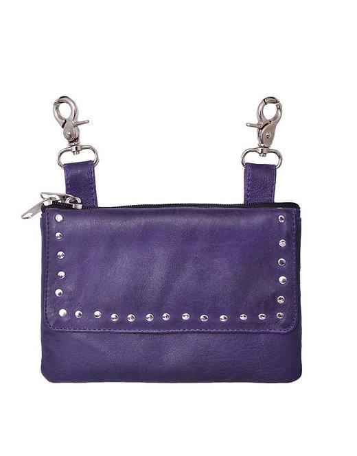 Clip Purse Purple