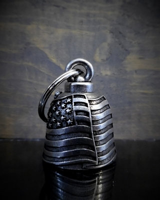 US Flag Bell