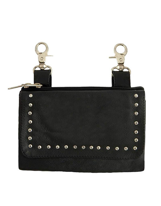 Clip Purse Black