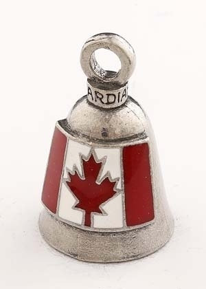 Canadian Flag Bell